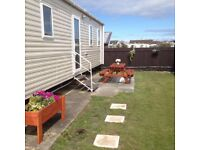 Caravan Rhyl Robin Hood to hire 6 berth