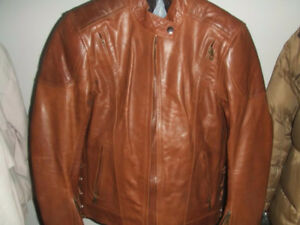 Great bikers jacket for ladies or gents size small