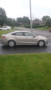 Ford fusion se ecoboost