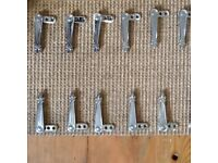 Victorian stair clips 25 in total