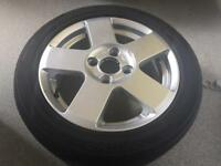 Ford Fiesta Alloy Wheel 195\50/R15