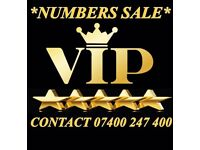 GOLD VIP MOBILE NUMBERS S🅰️LE