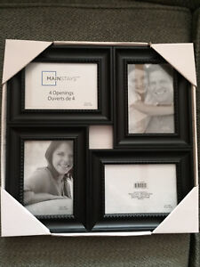 4 photo frame - never used