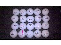 Srixon Golf Balls (20 Balls)