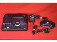 Sega Mega Drive 16-Bit Console £40