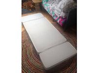 Child's mattress x 2 (Ikea extending mattress/toddler bed mattress)