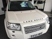 Land Rover Freelander HSE TD4 E