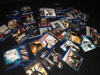 Blu ray collection - 34 blu rays!