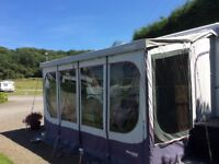 Westfield outdoors caravan awning