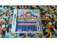 Cooking mamma 2 ds game