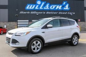 2013 Ford Escape SE NAVIGATION! HEATED SEATS! $66WK, 4.74% ZERO