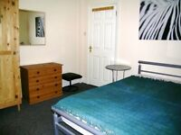 Large Double Room in Friendly Houseshare in Central Croydon