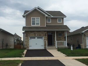 3 Bedroom Newer Built Home