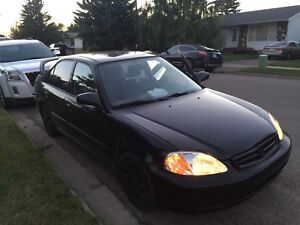 Honda Civic LX 99' sold!!!!