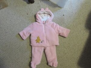 Baby Girl Snowsuit Size 6-12 months