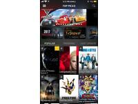 Watch / Download NEW Movies & TV Shows AND Watch Premium Channels ON YOUR iPhone, iPad, iPod Touch