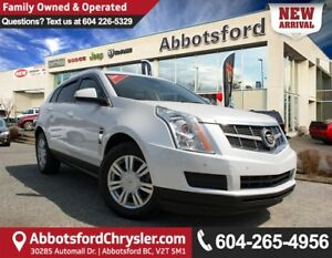2012 Cadillac SRX Luxury Collection Well Equipped, All Wheel...