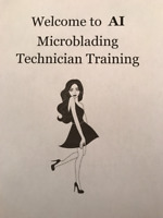 MICROBLADING TRAINING- TUESDAY & WEDNESDAY SEPTEMBER 12 &13 2017