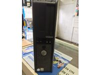 Pc desktop Dell cpu 2.80Ghz with 70gb HDD windows 7