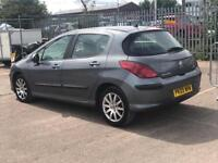 PEUGEOT 308 SR HDI 6 SPEED 2009