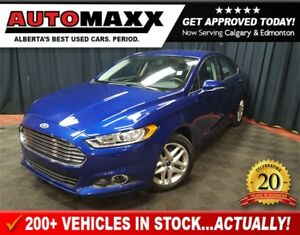 2016 Ford Fusion SE Luxury w/Leather!