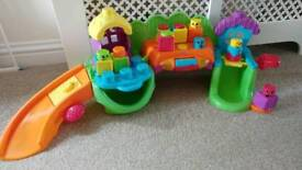 Fisher Price silly town toys