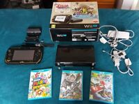 Wii U Legend of Zelda Limited edition Premium Pack 32gb + 3 games