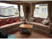 Static caravan for private sale at Tattershall Lakes Country Park Lincolnshire