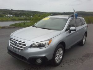 2017 Subaru Outback 2.5i TOURING, Technology Package