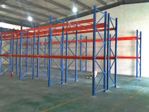 Pallet Racking New and Used!