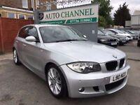 BMW 1 Series 2.0 118d M Sport Hatchback 5dr Diesel Manual (119 g/km, 143 bhp)£4,485 p/x welcome