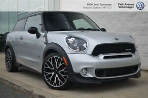 2013 MINI Cooper Paceman John Cooper Works*Nouvel arrivage
