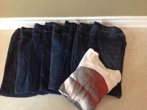 Bluenotes and Old Navy Jeans