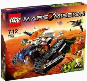 Mars Mission Lego MT-61 Crystal Reaper for sale
