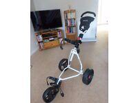 Maxi Easy Junior Golf Trolley