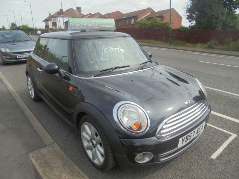 2008 57 MINI HATCH COOPER 1.6 COOPER 3D 118 BHP