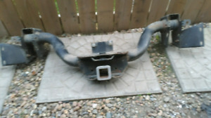 Reese tow hitch RAM 1500