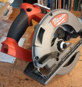 Brand New Milwaukee M18 Circular Saw: Cordless Fuel 18V 7 1/4""