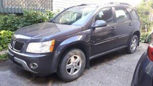 2007 Pontiac Torrent SUV, Crossover