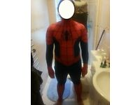 "Spiderman Costume XL 42""-46"" in used Mint condition"
