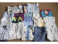 Boys Tiny Baby Clothes