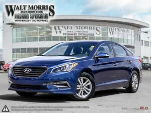 2017 HYUNDAI SONATA GLS: PRAIRIE OWNED VEHICLE WITH ONLY 32000KM
