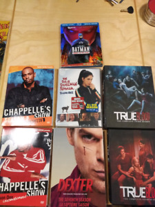 Assorted Movies/Shows