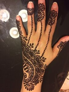 Henna/ Mehndi for special Occasions