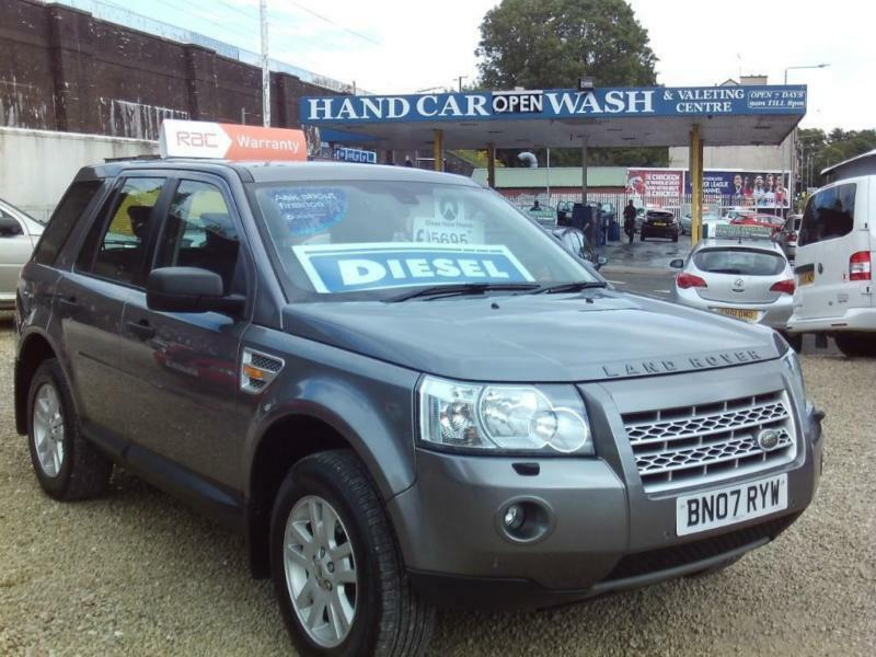 Land Rover Freelander 2.2Td4 SE Station Wagon 5d 2179cc