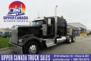 2015 Kenworth W900L Low Km's