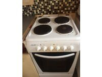Bush electric cooker and grill