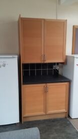 Kitchen Units REDUCED Used £400 or reasonable offers NOW JUST £350
