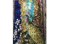 Large wall rug
