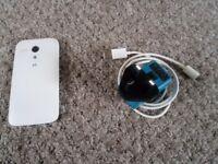 Motorola Moto G phone
